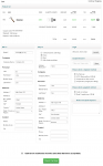 Frontend preview with horizontal layout and theme MoWebSo: Shoplicious
